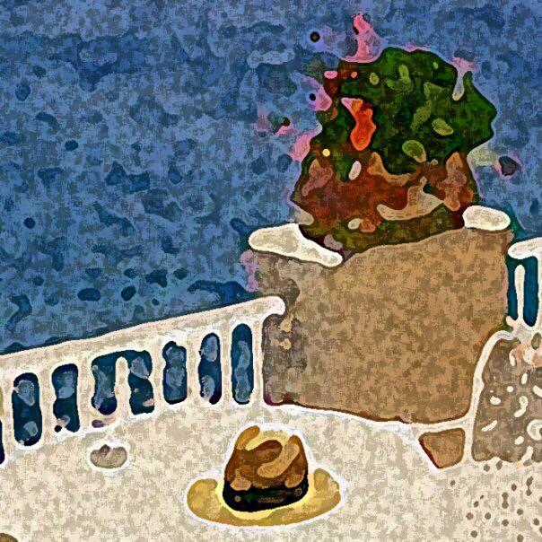 Il cappello di papà, Ischia